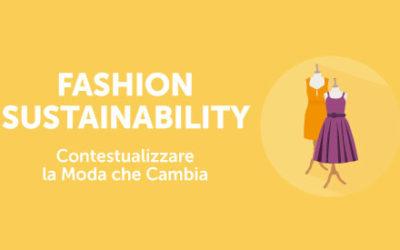 """On Line il nuovo corso di Parry: """"Fashion Sustainability: contestualizzare la moda che cambia"""""""